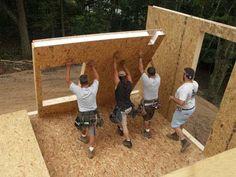 SIPs building
