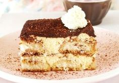 Original tiramisu recipe with mascarpone. Tiramisu Mascarpone, Mascarpone Recipes, Tiramisu Cake, Original Tiramisu Recipe, Easy Tiramisu Recipe, Original Recipe, Peanut Butter Desserts, No Bake Desserts, Dessert Recipes