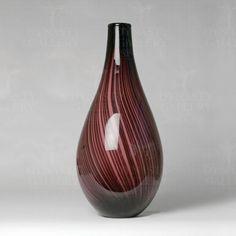 """Purple Roma Vase 20"""" High Vase"""