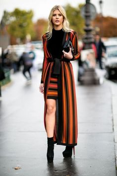 Paris Fashion Week Street Style From SS16 - Flare
