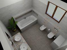 Mosdó Alcove, Bathtub, Bathroom, Standing Bath, Washroom, Bathtubs, Bath Room, Bath, Bathrooms
