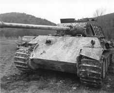 Direct hits of PzKpfw V Panther | Photo Info www.facebook.co… | Flickr