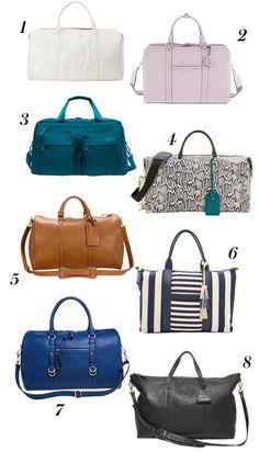 Shop chic weekender bags for stylish weekend getaways. Best Travel Tote, Best Carry On Luggage, Carry On Suitcase, Travel Bags, Carry On Bag, Petunia, Baby Changing Bags, Minimalist Bag, Best Handbags