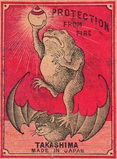 sapo dramatico - japao - 1920