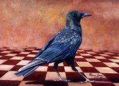 Mariamulata 12 x 16 inches Oil on canvas