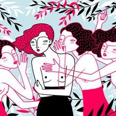 Le illustrazioni di Valentina Lorizzo | PICAME