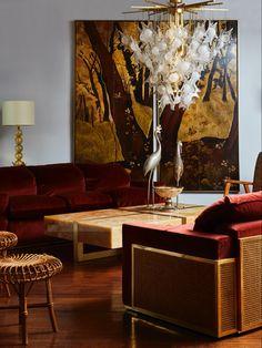 Paris Flea Markets, Contemporary Design, Antiques, Interior, Vintage, Antiquities, Antique, Indoor, Interiors
