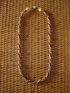 4 Strand Kahelelani Shell Lei Burgundy by hawaiishellcreations, $1900.00  BEAUTIFUL!