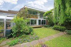 On the market: 1960s Walter Segal-designed four-bedroom property in London N6 on http://www.wowhaus.co.uk