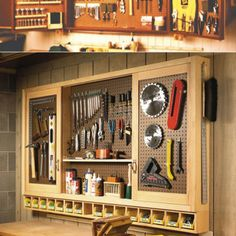 The basics of tool organization systems, Part Rolling storage - Rolling Storage, Tool Storage, Garage Storage, Storage Spaces, Workshop Storage, Workshop Ideas, Garage Organisation, Baby Closet Organization, Office Interior Design