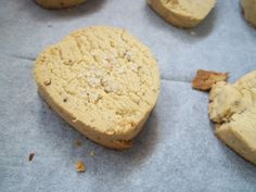 Millet Anise Shortbread Cookies Recipe- Gluten Free, Vegan, Refined Sugar Free | Penniless Parenting