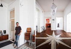 Røff og original leilighet i Berlin Berlin, Divider, The Originals, Room, Inspiration, Furniture, Home Decor, Homemade Home Decor, Biblical Inspiration