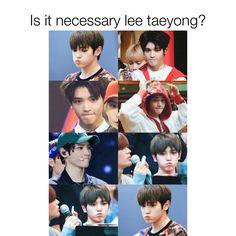 Cutie pie Taeyong | NCT