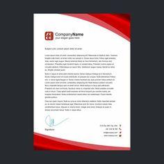 Business letterhead Free Letterhead Design, Letterhead Sample, Company Letterhead, Letterhead Business, Letterhead Template, Stationery Templates, Psd Templates, Sample Resume, Business Icon