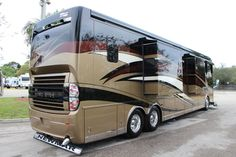 2012 0 Newmar King Aire 4584 Class A Diesel Motorhome Luxury Motorhomes, Rv Motorhomes, Cool Rvs, 5th Wheel Trailers, Class A Rv, Rv Financing, Class A Motorhomes, Luxury Rv, Rv Travel
