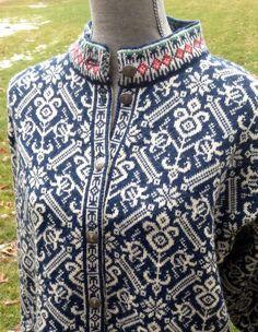 Dale of Norway Norwegian wool sweater by Vikingraids on Etsy, $110.00