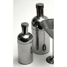Impulse! Bar Gear - Stainless Steel Bottle Shaker