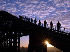 Sydney Bridge Climb - Yes I climbed the bridge, fantastic experience!