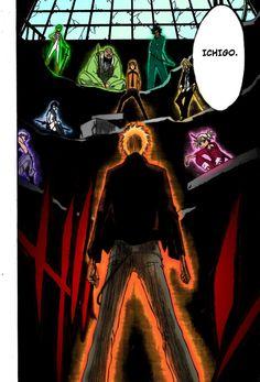 Ichigo and Vaizards by on deviantART Dragon Ball Wallpaper Iphone, Black Clover Anime, After Dark, Shinigami, Deviantart, Bleach Art, Anime, Bleach Anime, Manga