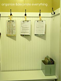 IKEA (part 1) Mail Sorter - Organize and Decorate Everything