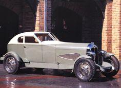 1929 Auburn 8 120 Cabin Speedster