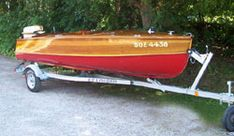 Trent Severn Antique & Classic Boat Association fosters an appreciation of historical vessels. Classic Boat, Classic Wooden Boats, Boat Seats, Old Boats, Peterborough, Wheelbarrow, David, Bike, Cars