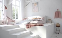 20 Light, White Bedrooms for Rest and Relaxation - http://www.assessmyhome.com.au/20-light-white-bedrooms-for-rest-and-relaxation/      Like Architecture & Interior Design? Follow Us…     Did you think we would leave you #TeamWhite folks hanging after our extensive coverage on black bedrooms recently? Not a chance. Using light, white themes or those with muted undertones, these twenty examples of sleep-enticing... http://cdn.home-designing.com/wp-content/uploads/2