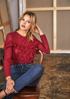 Sezane Launches Their Winter Collection - Katie Considers Look Fashion, Winter Fashion, Fashion Outfits, Womens Fashion, Classy Outfits, Beautiful Outfits, Cute Outfits, Style Parisienne, French Girl Style