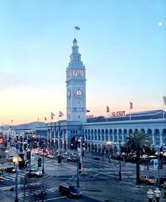 The Ferry Building! The best San Francisco spot for artisan treats.