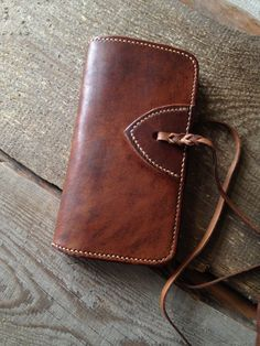 Gambler Style Wallet with coin purse
