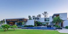 Contemporary New Delhi Villa