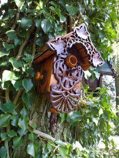 little India bird house