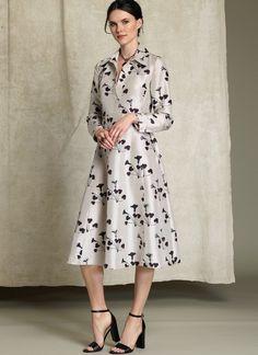 840cdb89ab6d 14 Best Shirtdress Patterns images | Shirt dress pattern, Dress ...