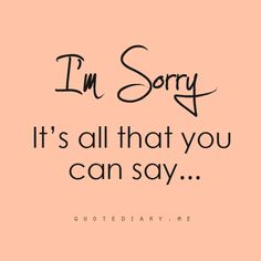 29 Best Im So Sorry Im An Idiot Images Frases Quote Life I