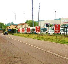 Affissione manifesti zona Pesaro\Urbino per RADIO R101  #sequenziali #affissioni #pubblicità