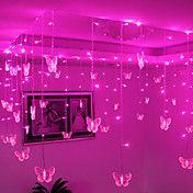 8M Butterfly LED String Lett Christmas Light – NOK kr. 397