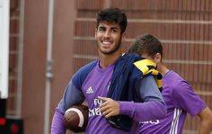 The likelihood of Real Madrid facing an embargo over alleged irregularities in signing minors is having a knock-on effect on youngsters like Marco Asensio, who is proving he has wh Isco, Manchester United, Best Hotels In Madrid, Madrid Apartment, Real Madrid Soccer, Barcelona, Madrid Travel, Best Football Team, Soccer Boys