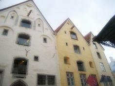 Kolme sisarusta, Tallinna