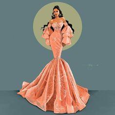 Dress Design Sketches, Fashion Design Sketchbook, Fashion Design Drawings, Fashion Sketches, Fashion Drawing Dresses, Fashion Illustration Dresses, Fashion Dresses, Fashion Desinger, Fashion Figures