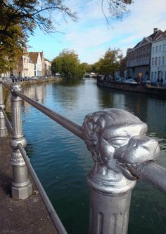 Bruges, Belgium - Courtesy of Wagner Companies - Railing Products & Services - http://www.wagnercompanies.com/