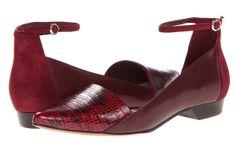 Pointy Toe Shoes - Stylish Flats, Heels