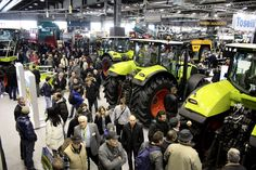 February edition) - Hall 5 www. Agricultural Engineering, Monster Trucks, February, Motorcycle, Vehicles, Motorcycles, Cars, Motorbikes, Vehicle