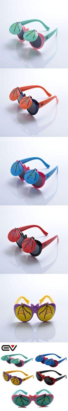 2016 New Kids Sports Sunglasses Polarized Boys Girls Children Baby Toddler UV 400 Protection Ourdoor Sun Glasses EV1227