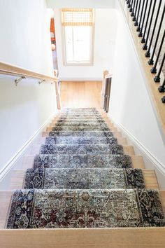 How To Install A DIY Stair Runner