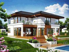 Красиви къщи – част 2 | Art senses – артистични идеи за интериор и градина