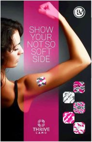 Pink THRIVE Camo DFT-Show your Not SO Soft Side! http://saranichols.le-vel.com/IndustryShift