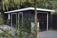 Kapelle - Schuren/Garages - Projecten | van den Berg Houtbouw