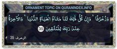Browse Ornament Quran Topic on http://Quranindex.info/search/ornament #Quran #Islam [43:35]