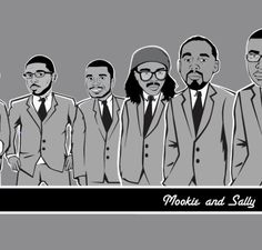 #bachelorwknd #bachelorparty #groomsmen #groomsPartyTs #letsparty #graphicTs #MookieAndSally