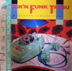 Tatsuro Yamashita - Rock'N Funk Tatsu at Discogs